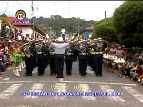 1ª Lugar INU´S BAND Juayua 2009