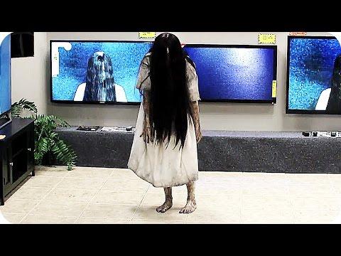 Xxx Mp4 RINGS TV Store Prank 2017 Horror Movie 3gp Sex