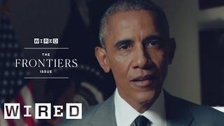 President Barack Obama Guest Edits WIRED