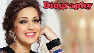 Sonali Bendre - Biography