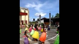 The Hawaiian Dance Batan Elementary School