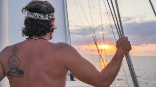drifting down the Mozambique channel - Sailing Vessel Delos Ep. 134