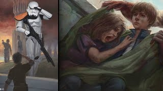 The Saddest and Most Heartfelt Story of a Stormtrooper [Canon] - Star Wars Explained