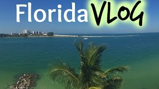 FL Vlog Pt 1: Beach Parties, Babe's House, Puppies, Orthodontist, Sephora!