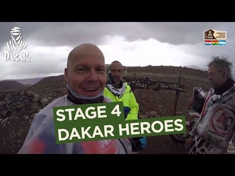 Stage 4 Dakar Heroes Dakar 2017