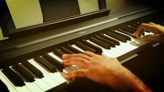 Hridoy Jure (Winning) & Mone Pore (Warfaze) Bangla song mashup with Piano