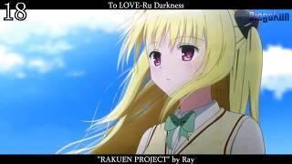Top 25 Ecchi/Harem/Romance/Comedy Anime