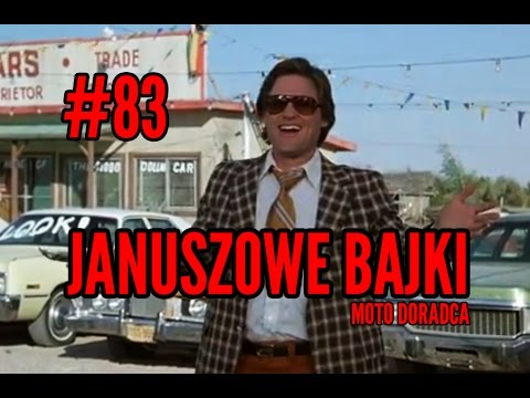 Januszowe bajki 83 MOTO DORADCA