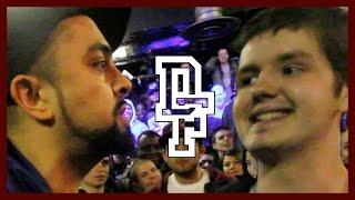 CRUGER VS ENLISH | Don't Flop Rap Battle