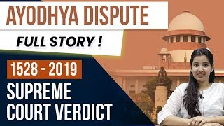 Ayodhya Verdict: Highlights of Ram Mandir - Babri Masjid Case   2019 Supreme Court Judgment