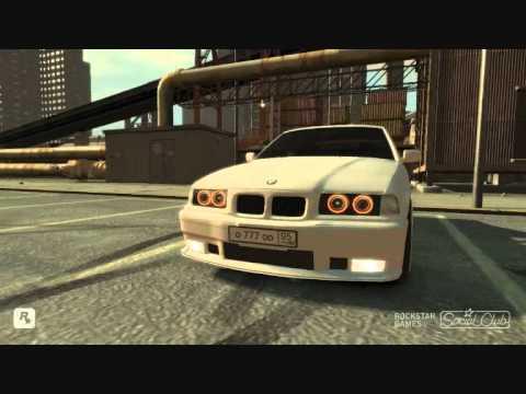 GTA 4 Drift School part 1