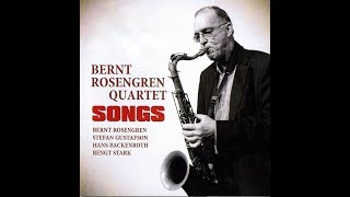Bernt Rosengren Quartet - Indiana(Ballard MacDonald, James F.Hanley)