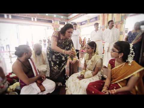 Cinematic Hindu Wedding - Selvakumar & Kavita Paran By team of Leonard