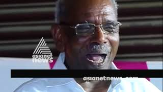 MM Mani flays political opponents in Chengannur | Chengannur by-poll 2018