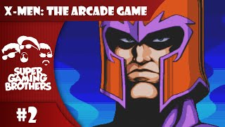 SGB Play: X-Men: The Arcade Game - Finale