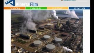 Alberta Film, 2011 parody web site by Yes Lab