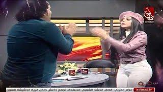 جليله المغربيه ترقص رقص عراقي وردح في برنامج سوالف