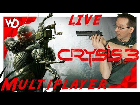 CRYSIS 3 Mit dem PREDATOR BOGEN im Multiplayer FACECAM