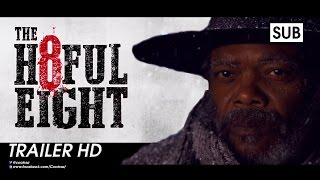 The Hateful Eight Trailer Subtitulado en HD