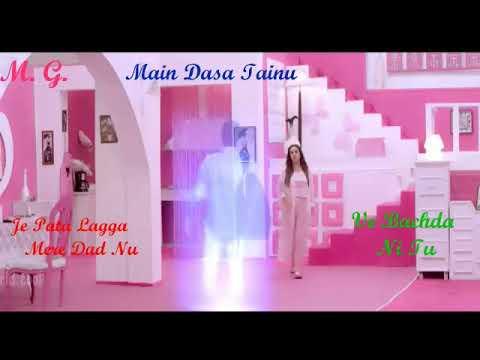 Jaani Tera Naa lyrics status/ Je pata laga mere dad nu lyrics status