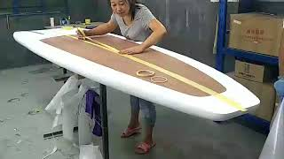 The best  surfboard Designer in China - Hisun paddle boards