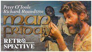Man Friday (1975) Starring Peter O