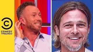 James Jordan vs Brad Pitt | Your Face Or Mine