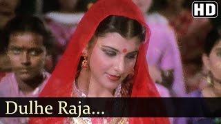 Dulhe Raja (HD) | Prem Geet Songs | Raj Babbar | Anita Raj | Asha Bhosle | Dance | Filmigaane