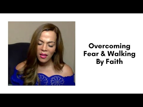 Xxx Mp4 Overcoming Fear Walking By Faith 3gp Sex