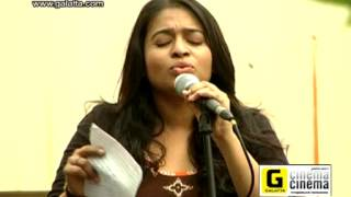 Sunitha Sarathy Unplugged
