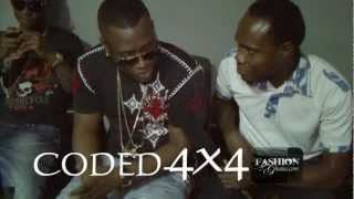 [HD] E.L., 4x4, Edem and Manifest talk Fashion @ Ghana Rocks 2012