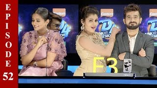 D4 Junior Vs Senior I Ep 52 - New title for Eli! l I Mazhavil Manorama