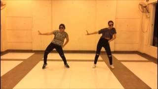 Kala Chashma : BollyHop Choreography | Agrima & Shivani