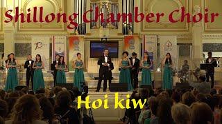 Hui. Khasi Traditional Song. Shillong Chamber Choir in Saint Petersburg. 4K. 23.05.2017