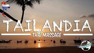 Thai Massage y la noche en Koh Tao | Tailandia 6#