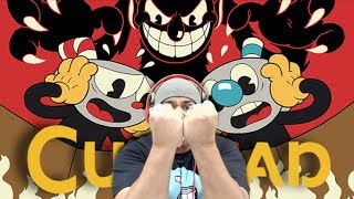 THE ULTIMATE RAGE GAME IS HERE!!! [CUPHEAD] [GAMEPLAY]