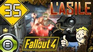 Fallout 4 FR - Ep.35 - Attaque de l'asile de Parsons