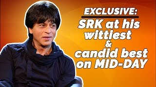 Shah Rukh Khan Admits His Biggest Weakness, Says He Is Bad at Giving Relationship Advice