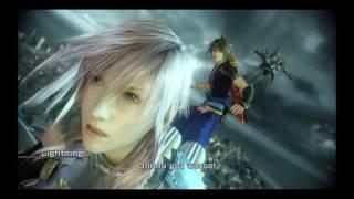 Final Fantasy XIII-2 movie ( Japanese Audio, English Subtitles ) part 1