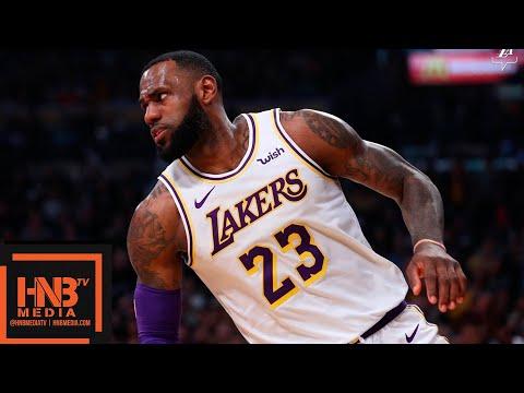 Los Angeles Lakers vs Atlanta Hawks Full Game Highlights   11.11.2018, NBA Season