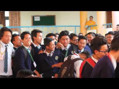 Best Crowd in Comet School Imphal