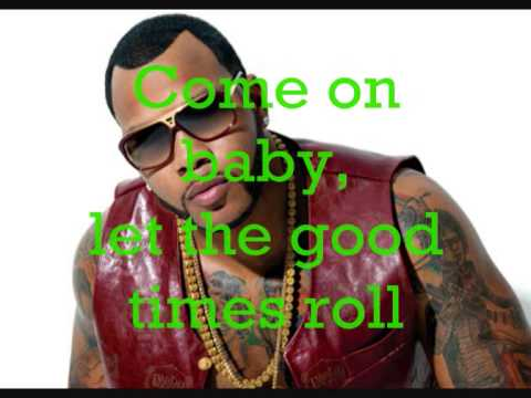 Let it roll Flo Rida lyrics original