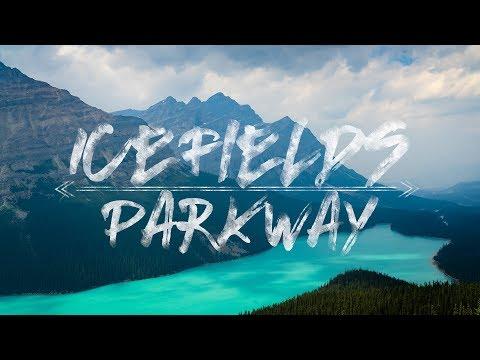 Icefields Parkway Alberta Canada