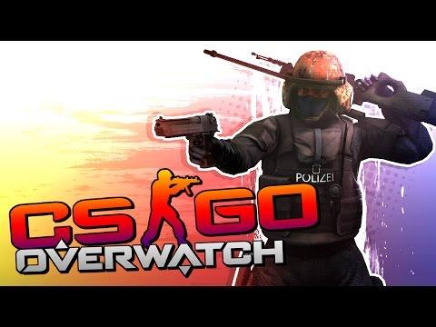 IS HE WALLING?! (CS:GO Overwatch Case Funny Moments)