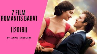 7 film romantis barat (2016)