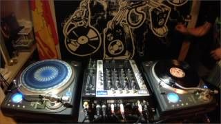 Impro Frenchcore Mix Vinyle by Alex Akss