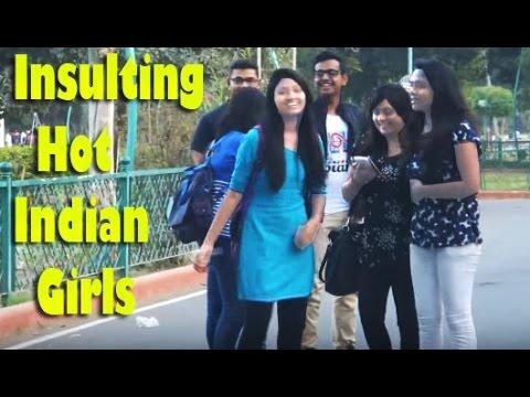 Insulting Indian Girls & Aunties | Pranks in INDIA | DFC ft. Fuddu Prank , Nitin Prankwala
