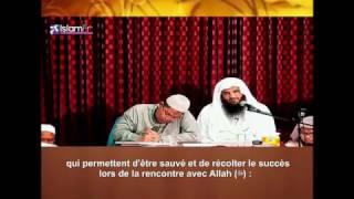Quatre moyen d'être sauvé le jour du jugement lors de la rencontre avec Allah(ﷻ), Cheikh Badr