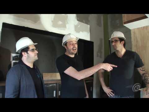 Rafinha Bastos e Danilo Gentili apresentam o Comedians