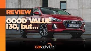2018 Hyundai i30 Premium petrol review